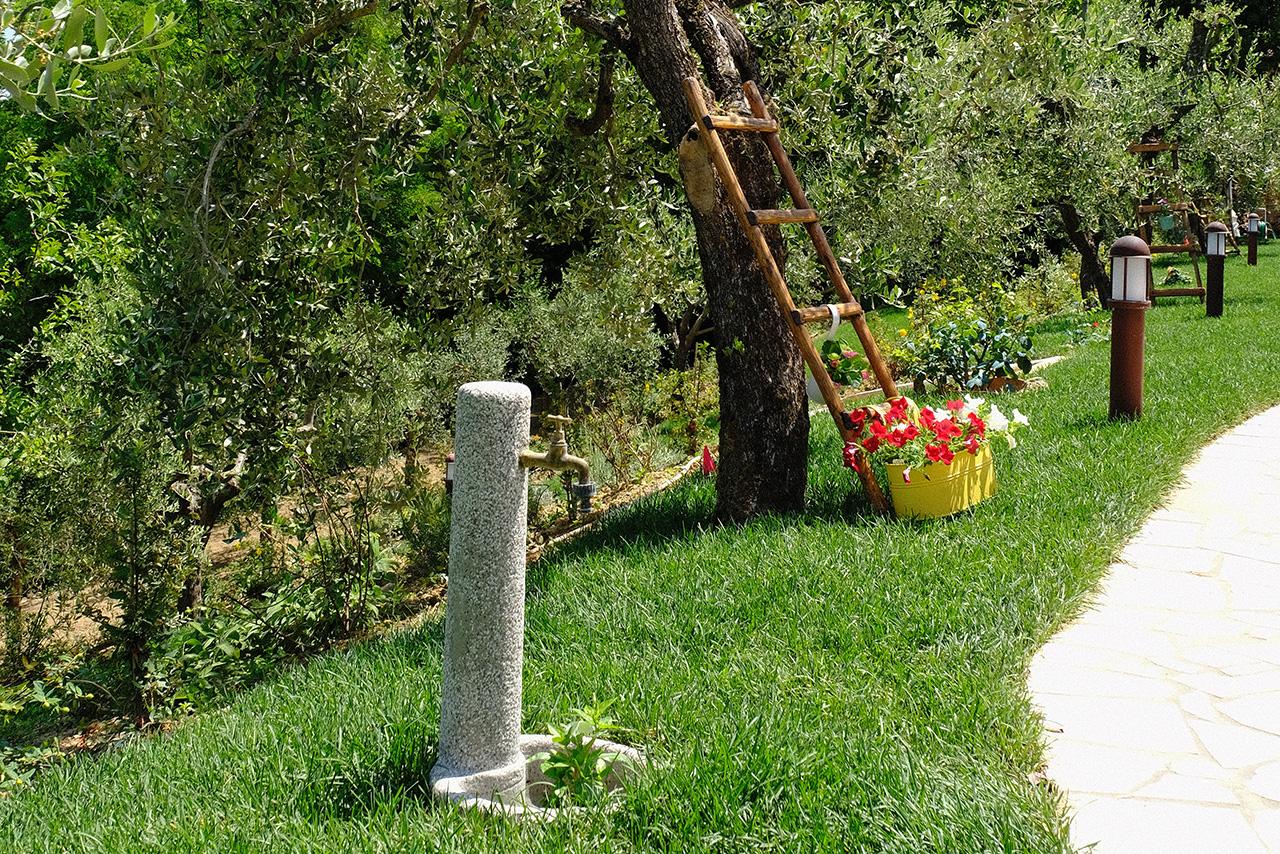Giardino San Gimignano