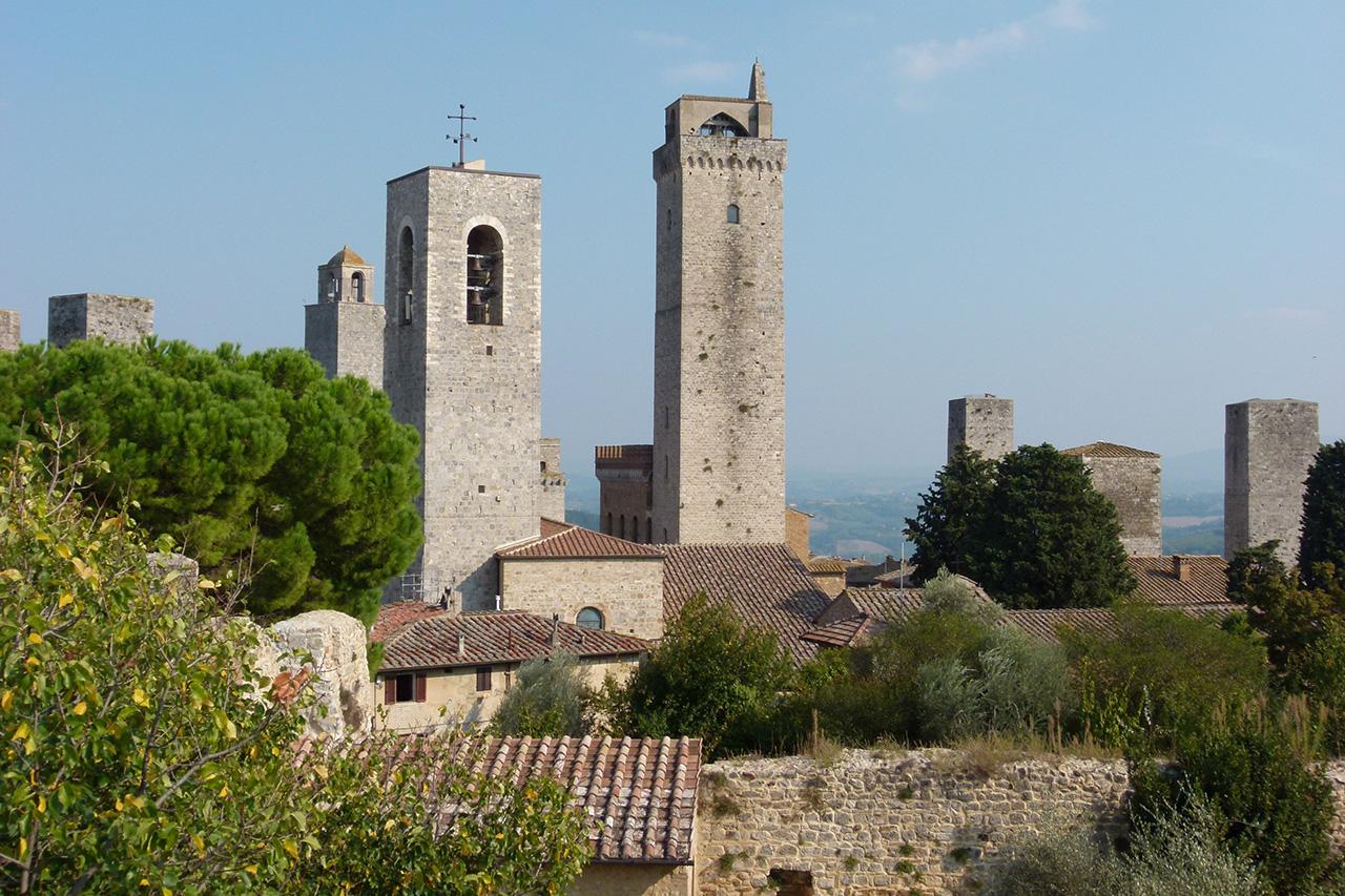 Vista Borgo Antico