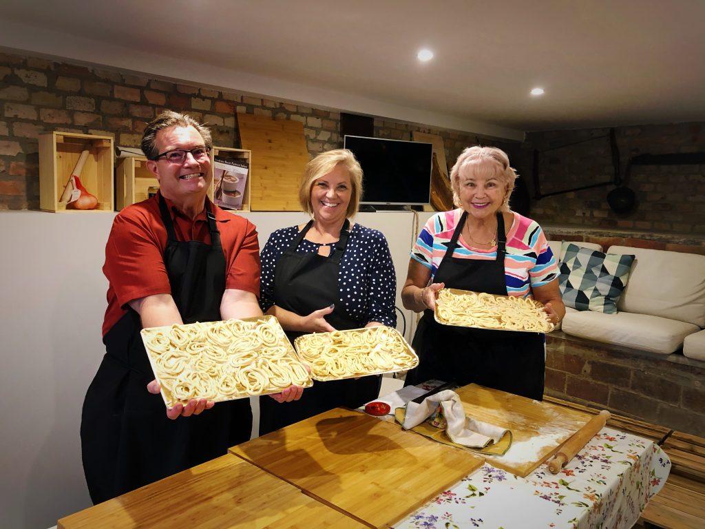 Corso di Cucina Toscana in Famiglia