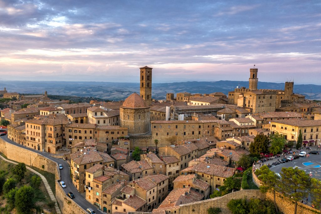 Tour Guidato a Volterra